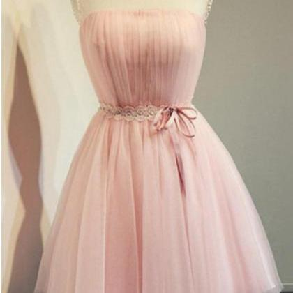 Eye-catching Tulle Scoop Neckline A..