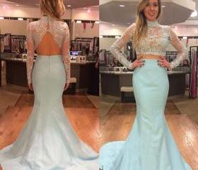 Two pieces mermaid p..